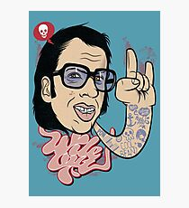 Geeky Wile Out Photographic Print