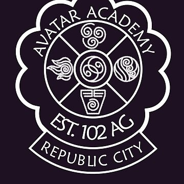 Avatar Academy by JohnLucke
