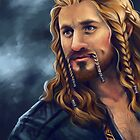 Fili-Blue and Gold by FaerytaleWings
