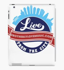 Live From the City iPad Case/Skin