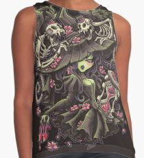 Witching Hour Contrast Tank