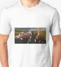 Twitter roads converge  Unisex T-Shirt