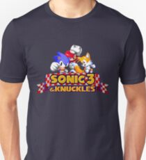 Sonic 3 (& Knuckles) T-Shirt