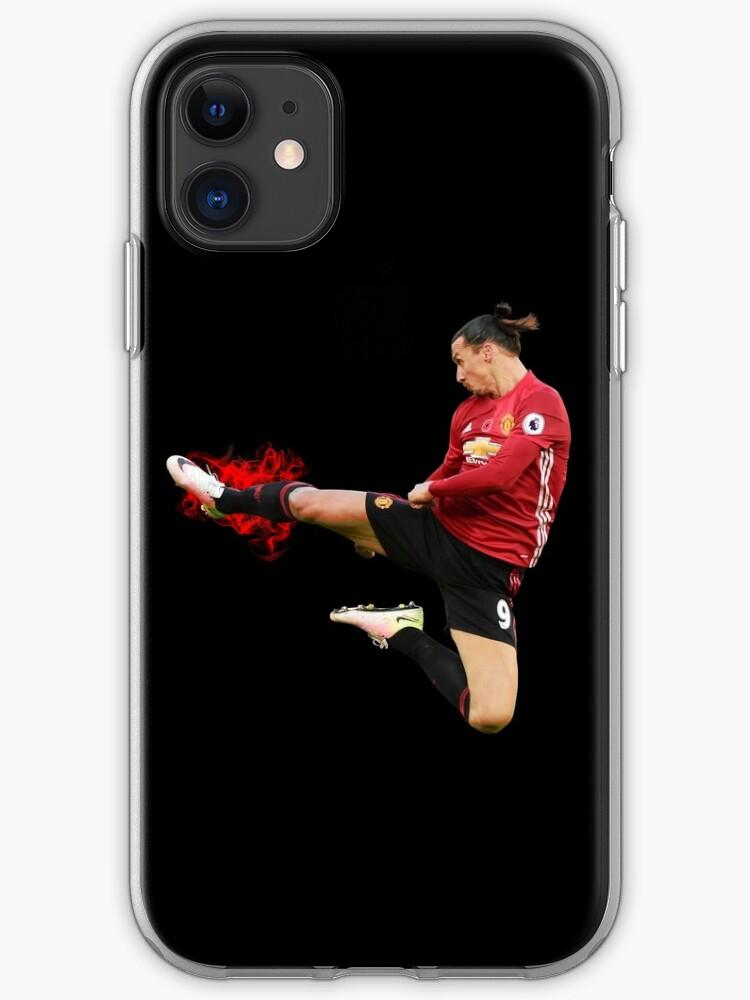 Zlatan Ibrahimovic Football Soccer iphone case