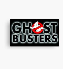 Classic movies | Ghostbusters Canvas Print