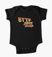 Back to the future 2015 Logo Kids Clothes