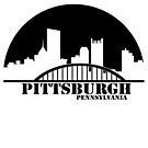 Pittsburgh Skyline by baggss
