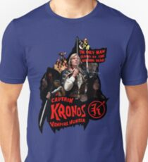 Captain Kronos: Vampire Hunter Unisex T-Shirt