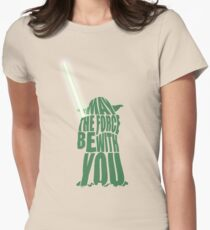 Yoda - Star Wars Women's Fitted T-Shirt