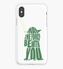 Yoda - Star Wars iPhone Case/Skin