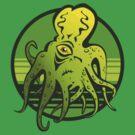 Green Mutant by trekspanner