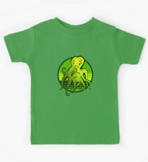 Green Mutant Kids Clothes