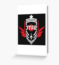 JTF2 - Canadian Skin [Roufxis - RB] Greeting Card