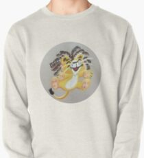 Cubby the Lion Pullover Sweatshirt