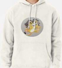 Cubby the Lion Pullover Hoodie