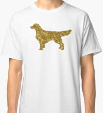 Golden retriever   Dogs Classic T-Shirt