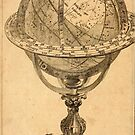 The Celestial Globe by kishART