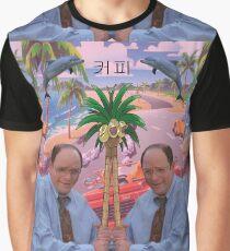 Seinfeld 커피 커피420 Graphic T-Shirt