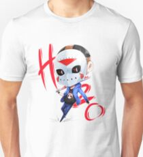 Chibi H2o Delirious Unisex T-Shirt