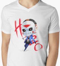 Chibi H2o Delirious Men's V-Neck T-Shirt