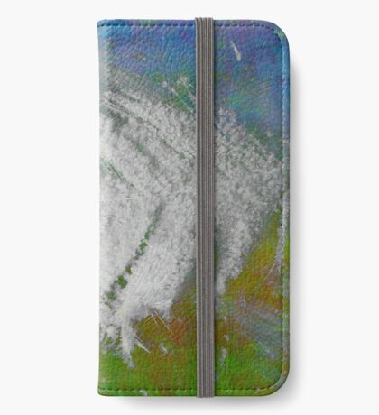 Frozen in Time iPhone Wallet