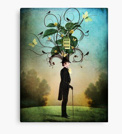 Tree House Canvas Print