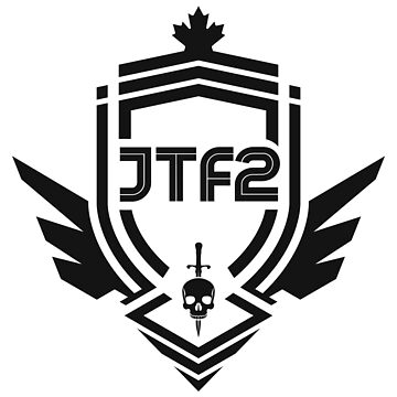 JTF2 - Black [Roufxis - RB] by RoufXis