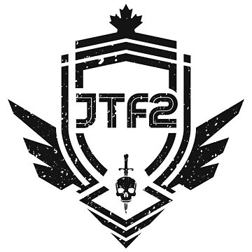 JTF2 - Black / Gritty [Roufxis - RB] by RoufXis