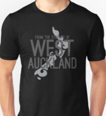 From the streets of WEST AUCKLAND Unisex T-Shirt