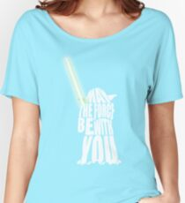 Yoda - Star Wars Women's Relaxed Fit T-Shirt