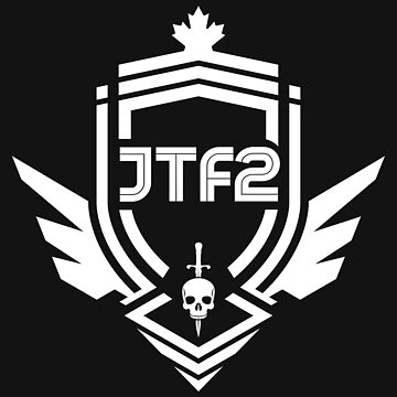 JTF2 - White [Roufxis - RB] by RoufXis