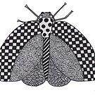 Mini Moth by christinawalker
