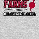 «Schrute cultiva remolachas. Cama, desayuno, remolachas» de King84
