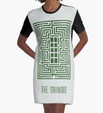 Vestido camiseta El póster de la película Shining