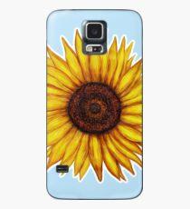 Sonnenblume Hülle & Klebefolie für Samsung Galaxy
