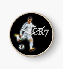 Ronaldo Real Madrid Clock