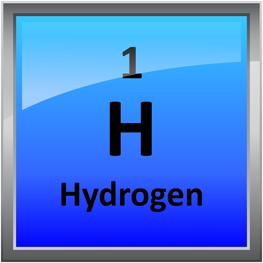 Hydrogen element tile periodic table art boards by sciencenotes hydrogen element tile periodic table gamestrikefo Choice Image