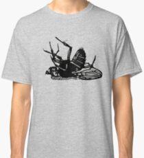 Dead Fly linocut Classic T-Shirt