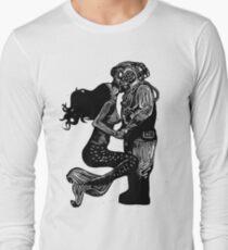 Camiseta de manga larga Mi amor bajo el agua