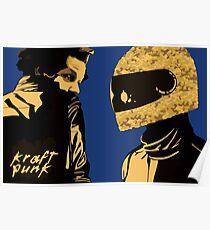 Kraft Punk Poster