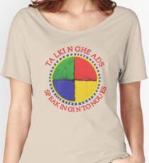 Talking Heads - Speaking In Tongues Women's Relaxed Fit T-Shirt