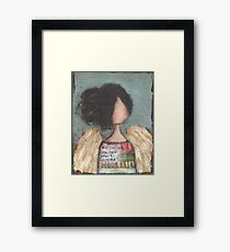 His mercies new every morning Framed Print
