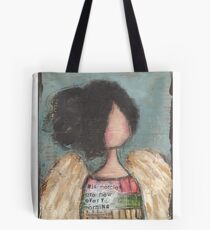 His mercies new every morning Tote Bag
