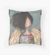 His mercies new every morning Throw Pillow