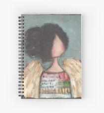 His mercies new every morning Spiral Notebook