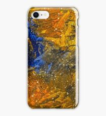 Stars Painting by Ottavio Fabbri iPhone Case/Skin