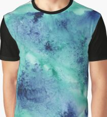 Spill Graphic T-Shirt