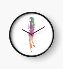 Long Island Water Color Clock