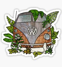 vw split screen camper  Sticker