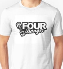 Four Banger T-Shirt